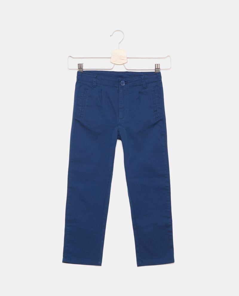 Pantaloni in tinta unita bambino