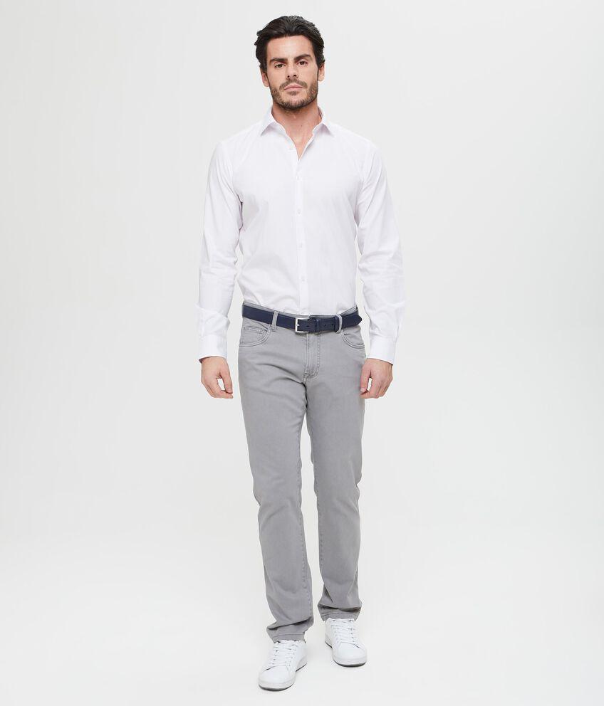 Pantaloni casual grigi