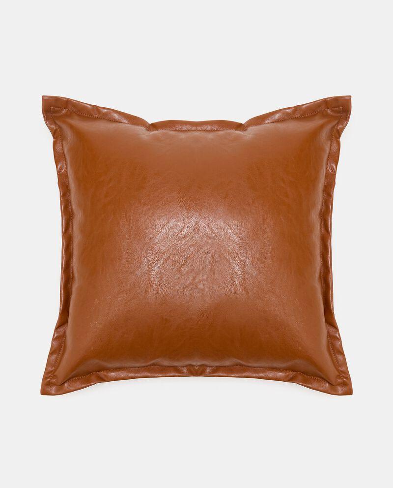 Cuscino arredo in ecopelle cover