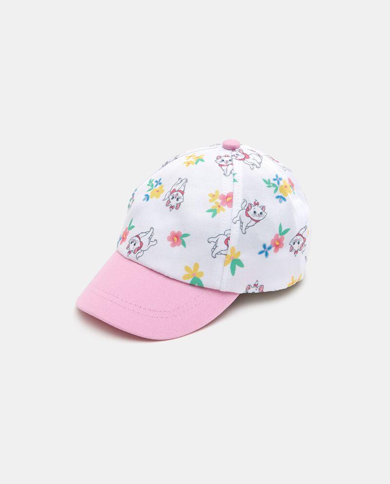 Cappellino con fantasia Aristogatti neonata