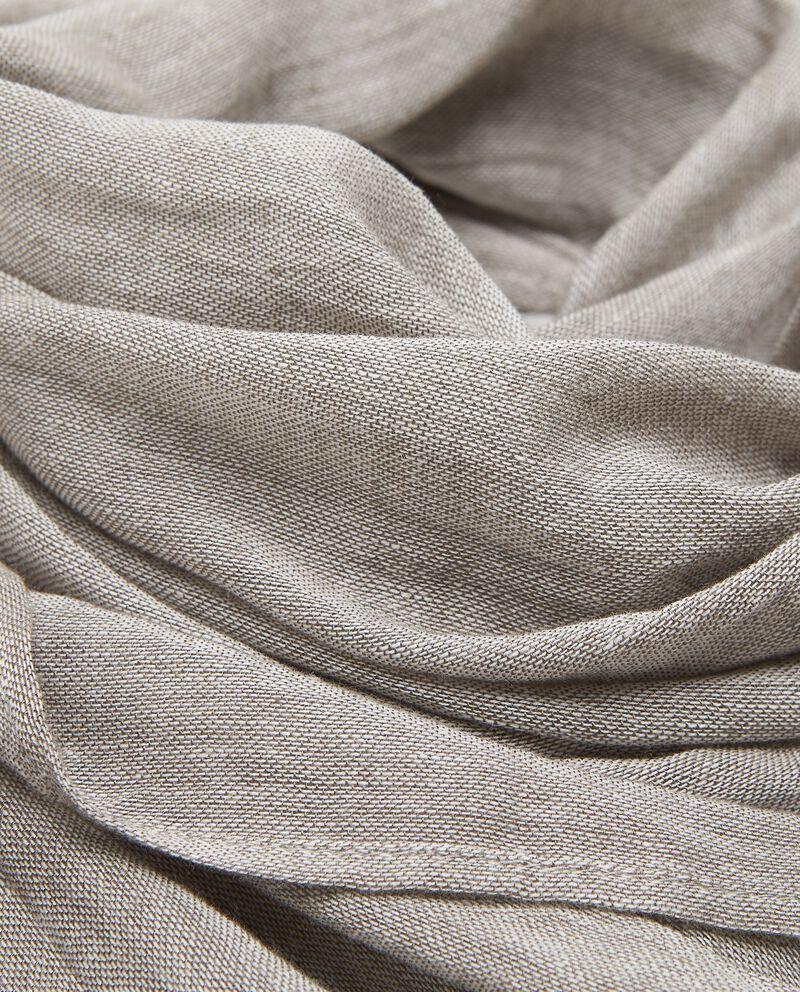 Sciarpa grigio chiaro