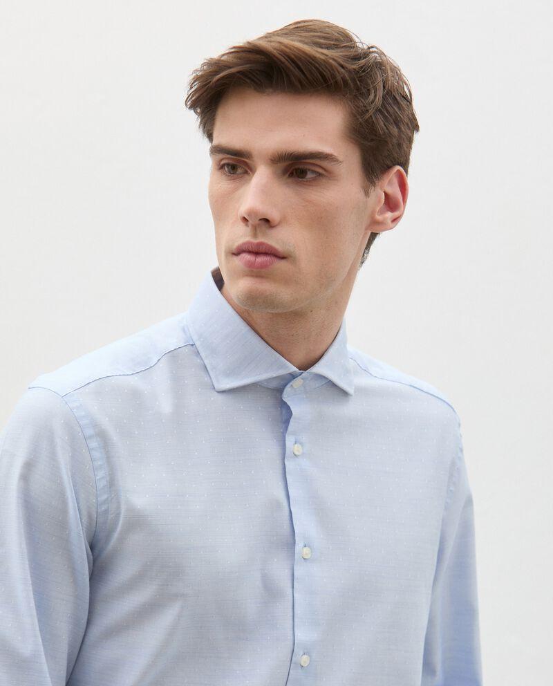Camicia in puro cotone uomo single tile 2
