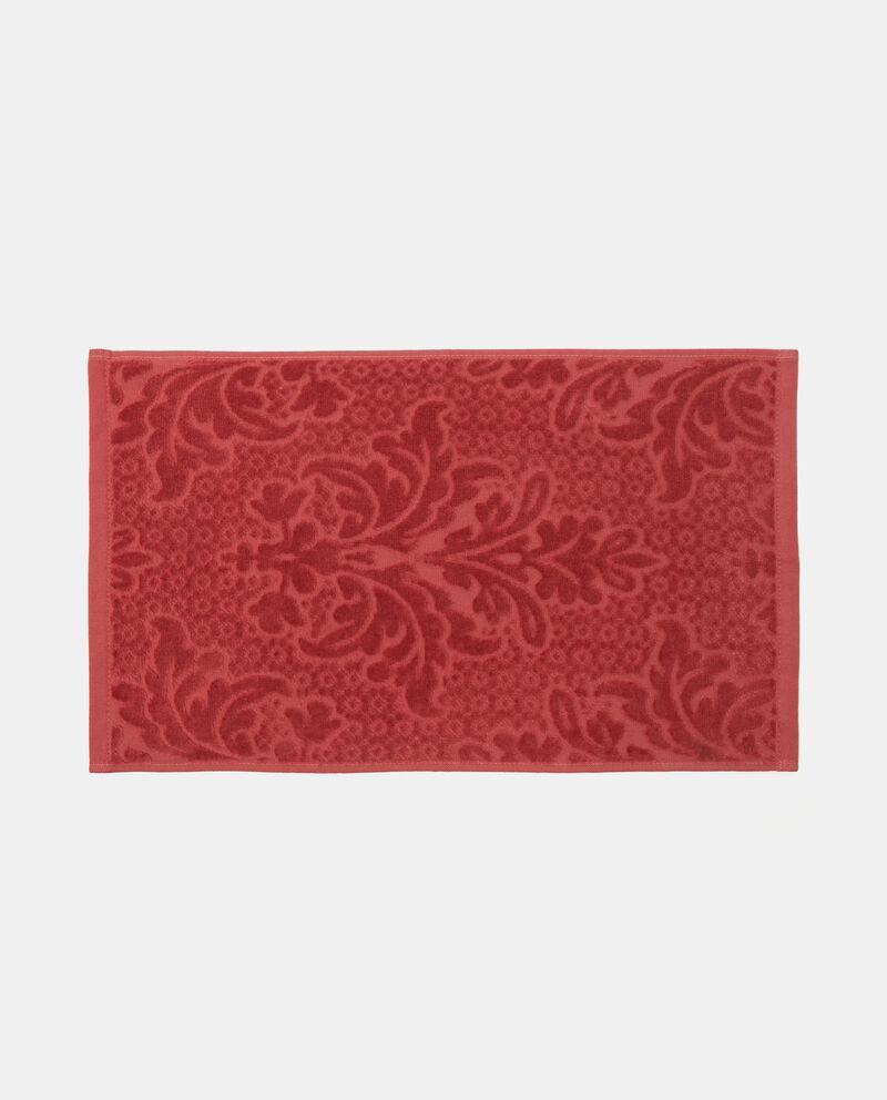 Asciugamano velour cotone arabesque