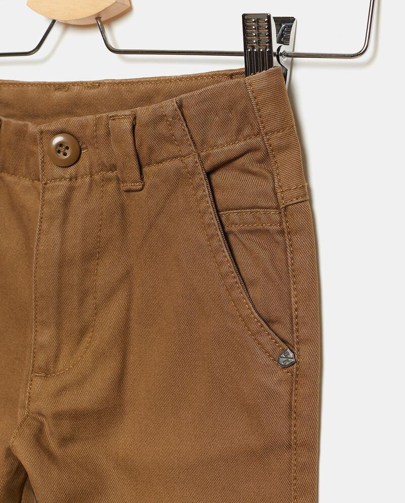 Pantaloni classici in tinta unita bambino single tile 1