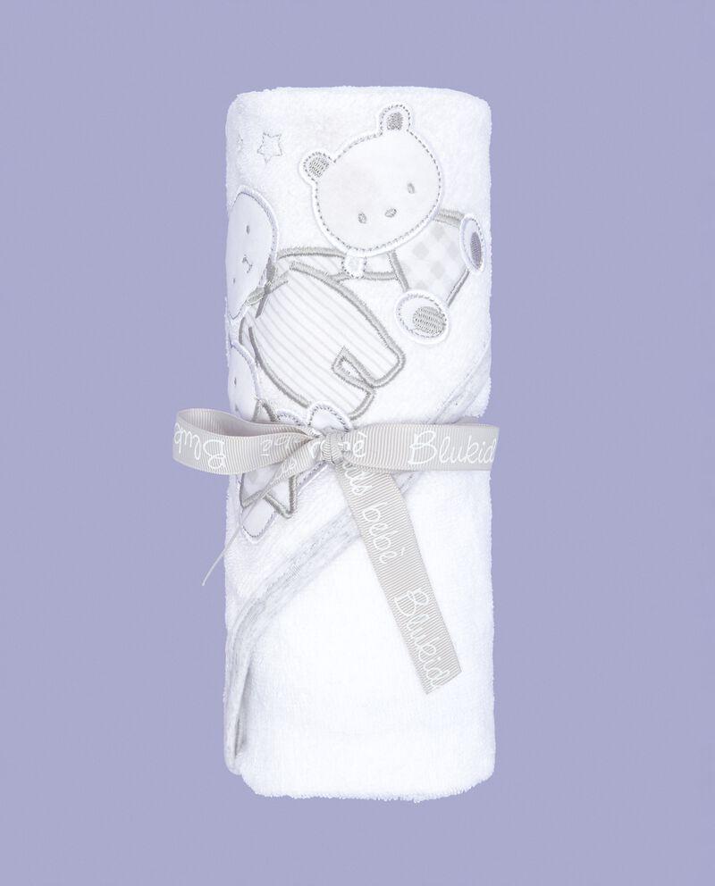 Asciugamano con angolo bebè