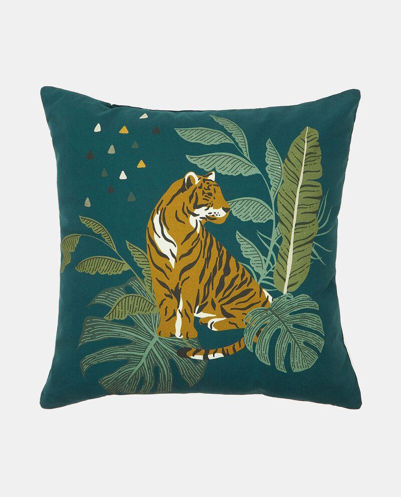 Cuscino arredo con stampa tigre cover
