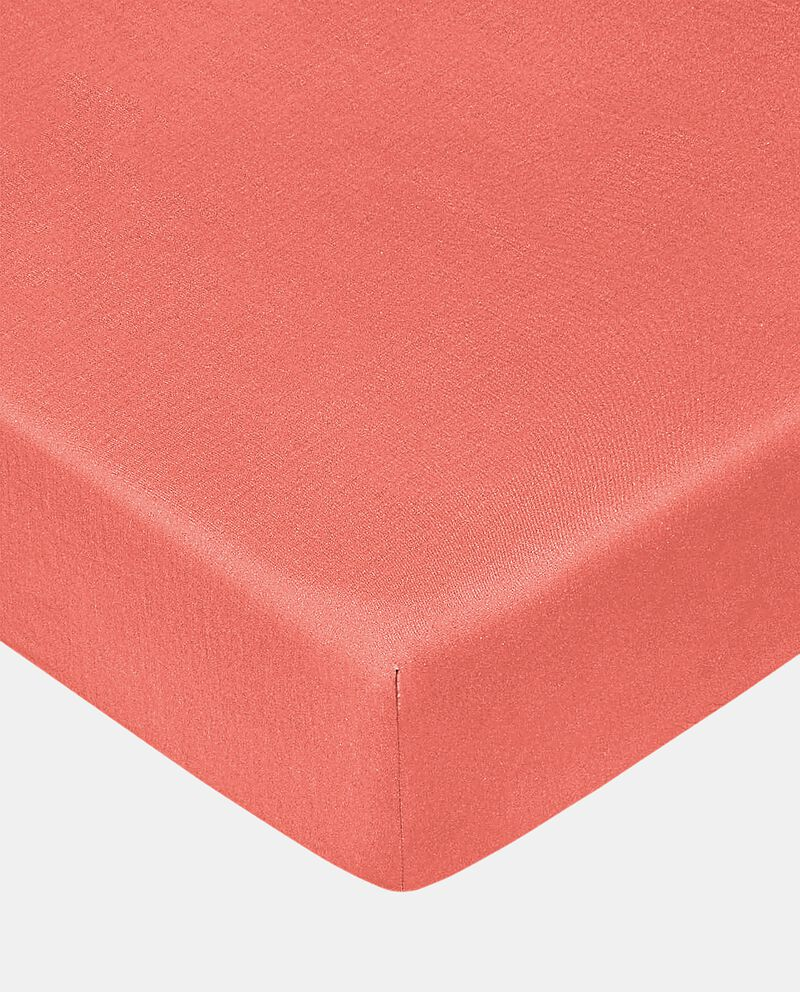 Lenzuolo con angoli tinta unita puro cotone