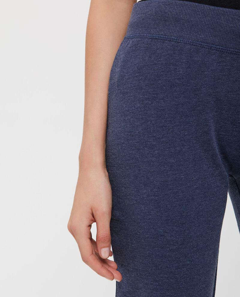 Pantaloni in cotone Fitness donna