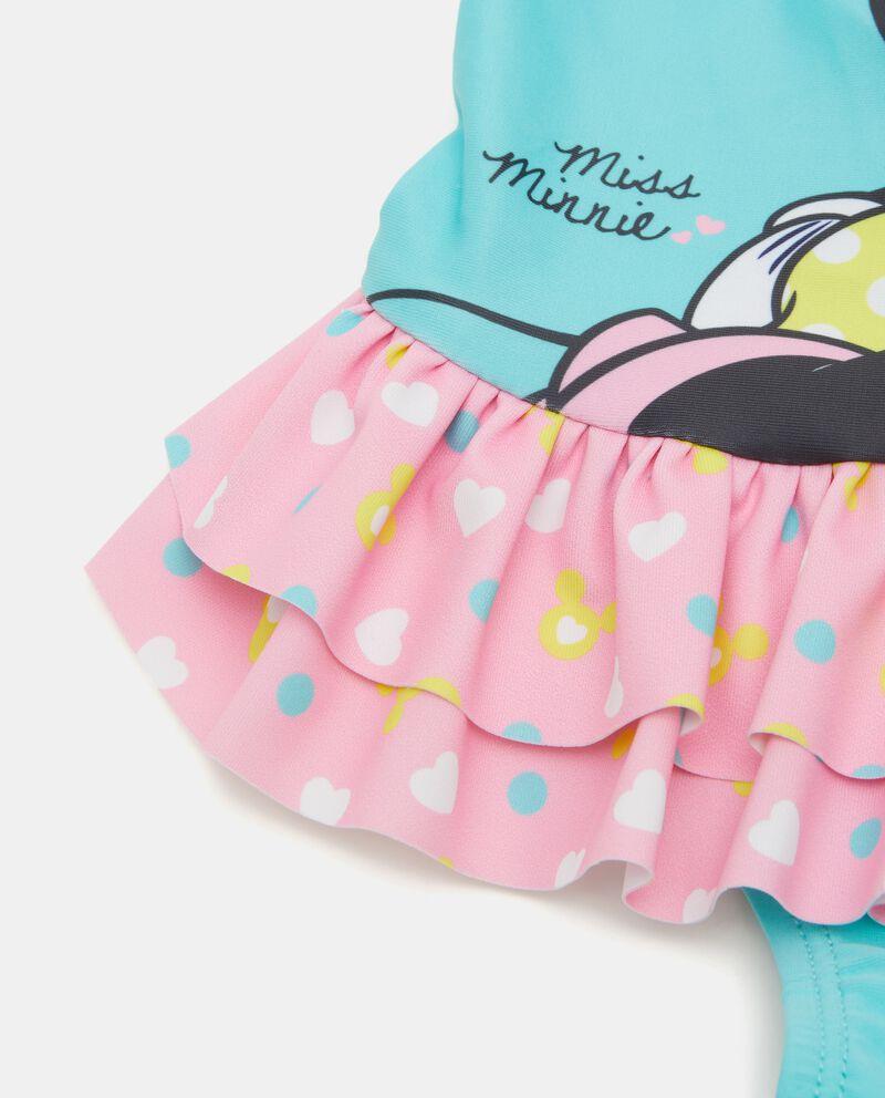Costume intero con stampa Minnie