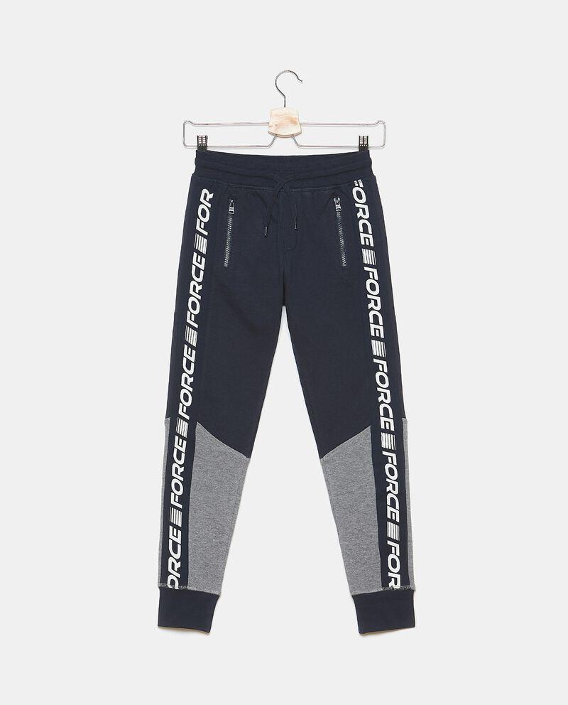 Pantaloni con doppio colore ragazzo