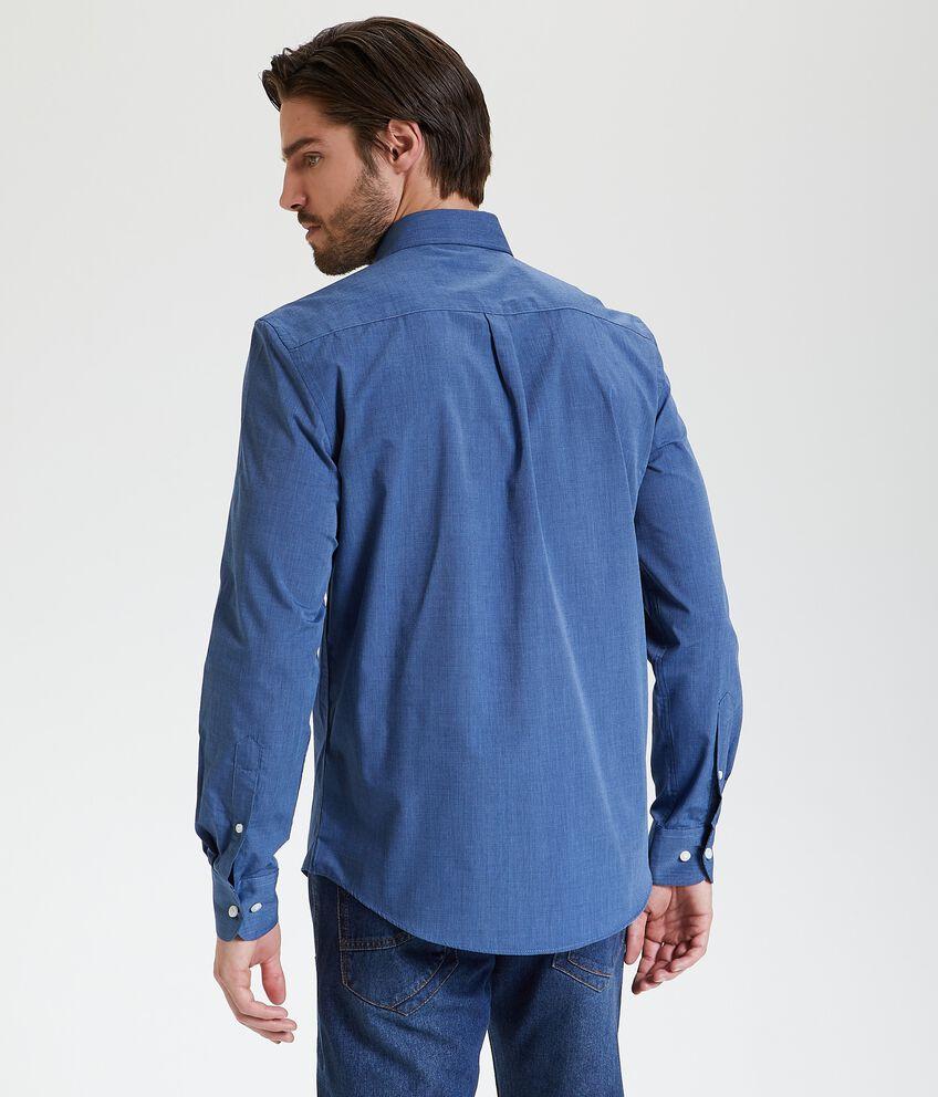 Camicia con taschino uomo