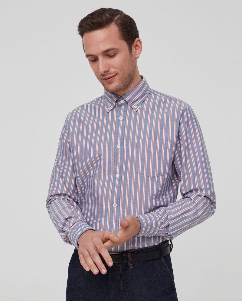 Camicia puro cotone button-down cover