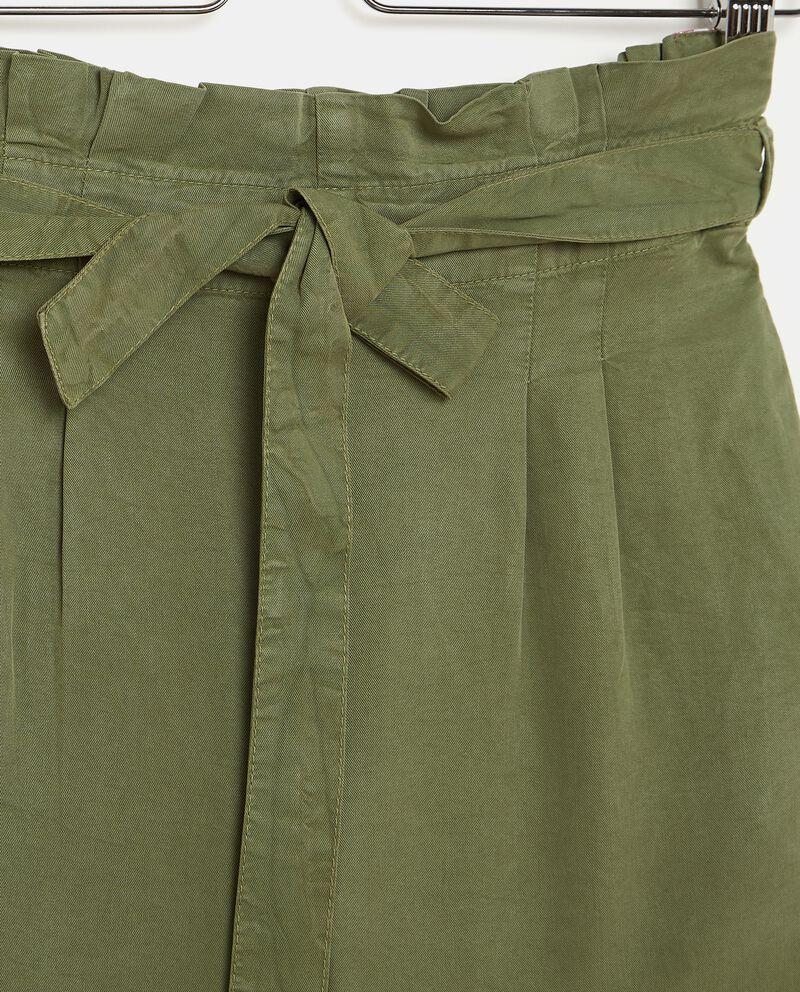 Pantaloni a caramella in tinta unita ragazza