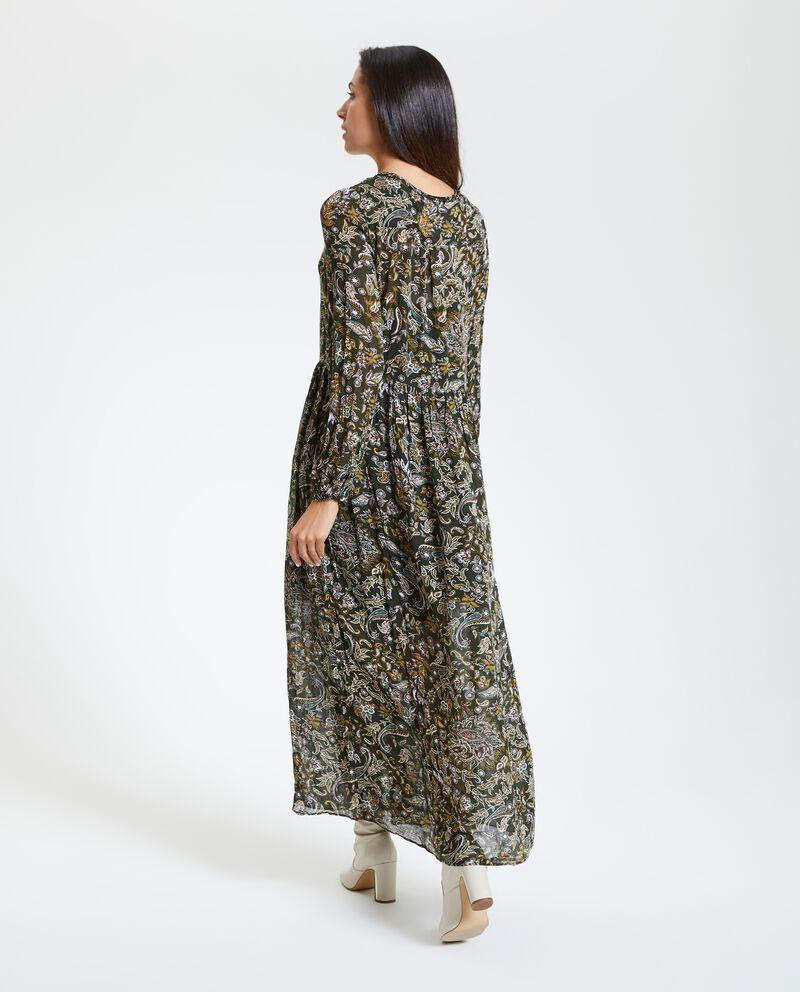 Vestito camicione lungo donna