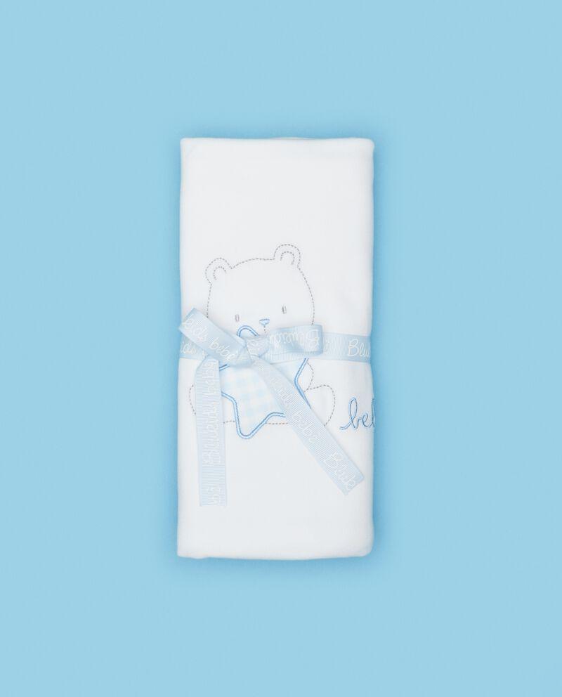 Lenzulo leggero in puro cotone bebè
