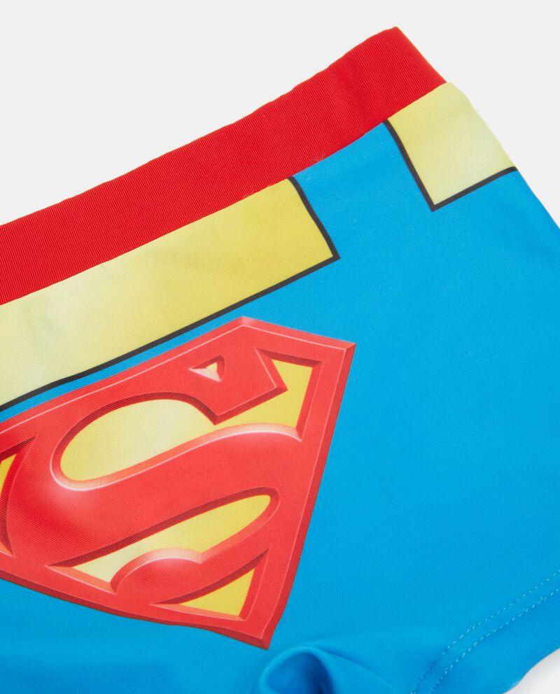 Boxer costume con stampa Superman bambino