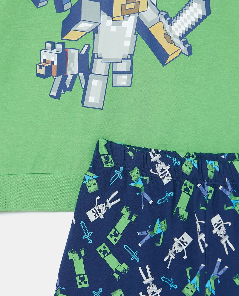 Set pigiama in puro cotone biologico bambino