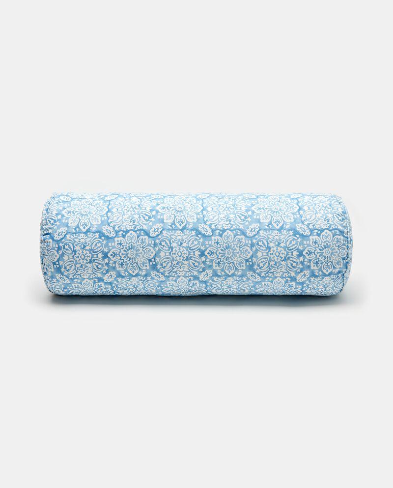 Cuscino bolster con decoro piastrelle