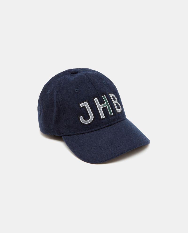 Cappello baseball lettering uomo