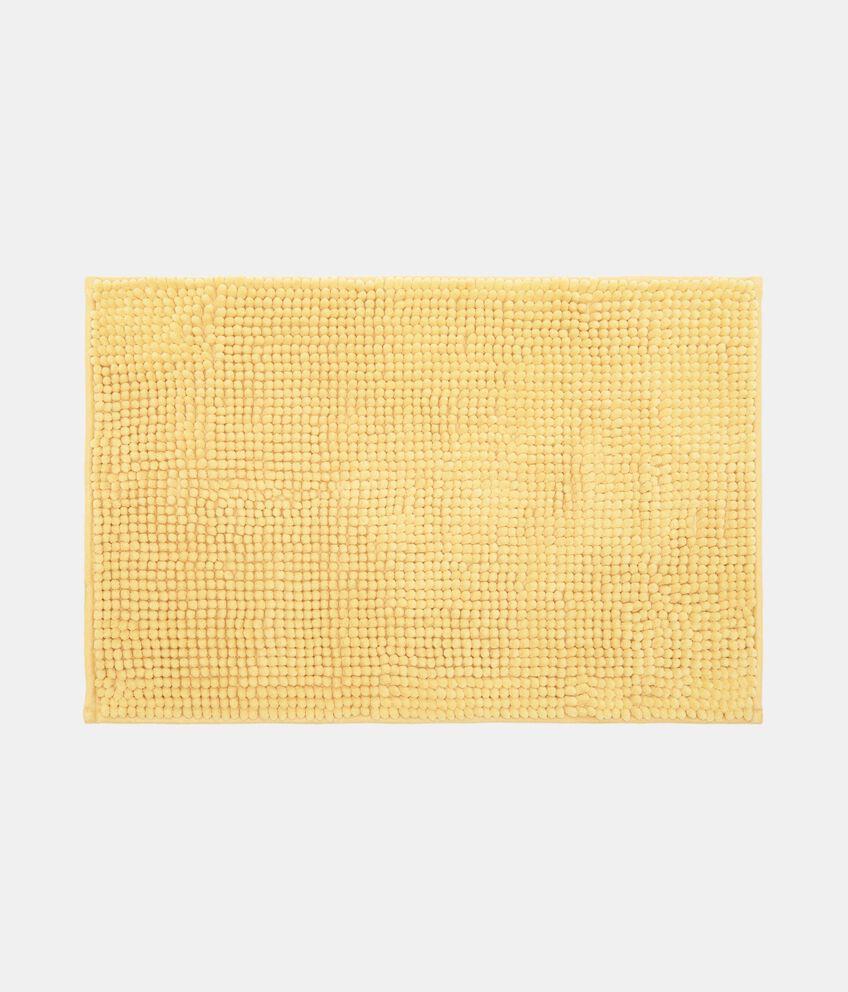 Tappeto bagno in shaggy di microfibra