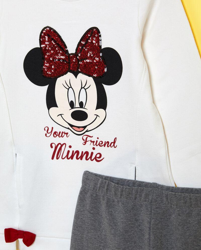 Set jogging Minnie bambina