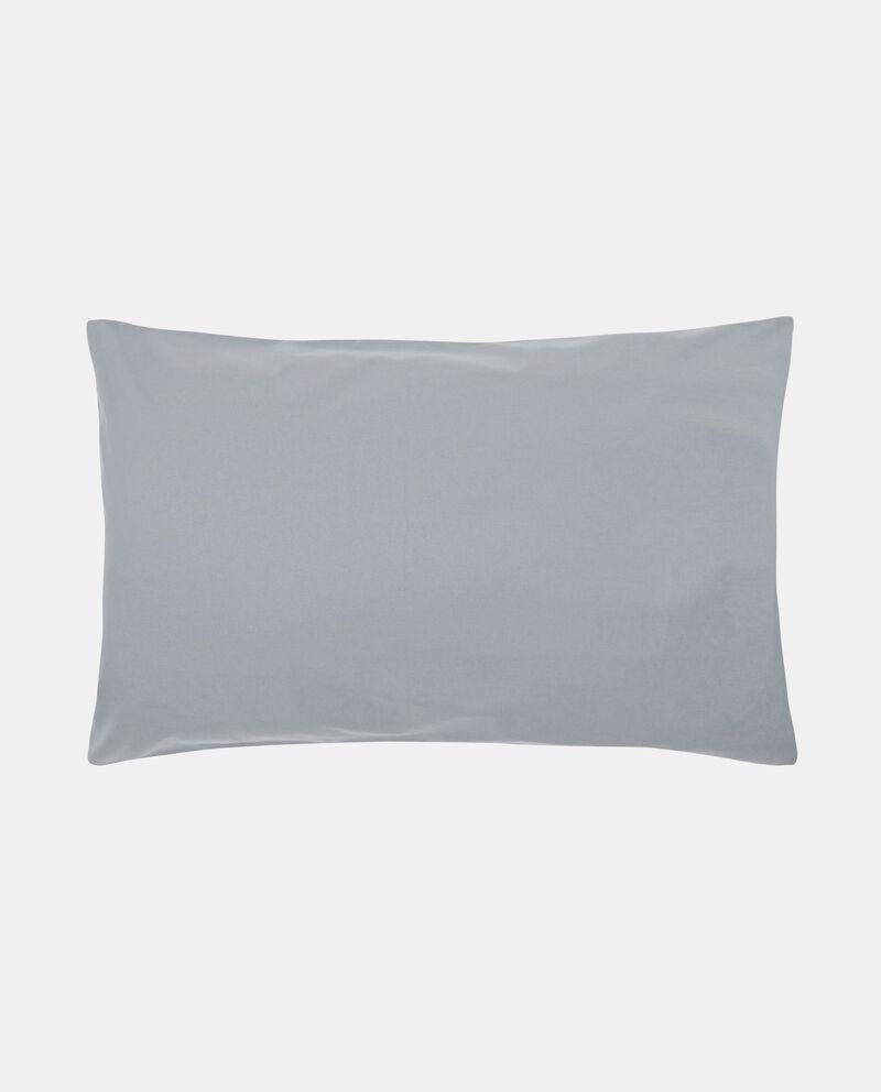 Federa in tinta unita di puro cotone cover