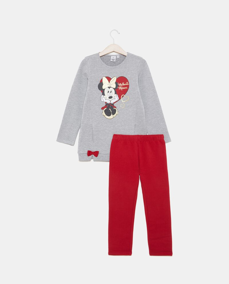Set jogging con Minnie bambina