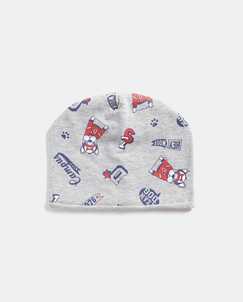 Cappellino in fantasia neonato