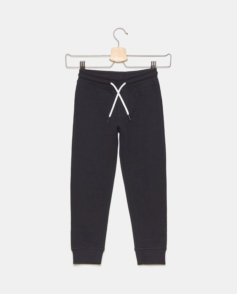Pantaloni comfort in puro cotone bambino