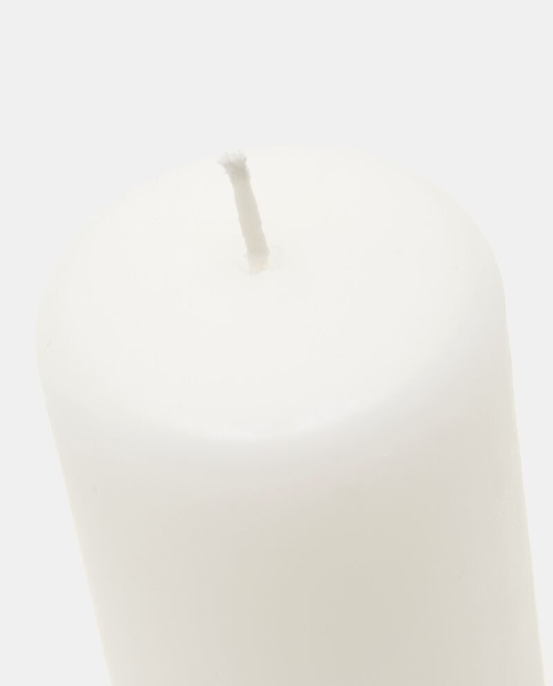Candela moccolo con fragranza e profumo