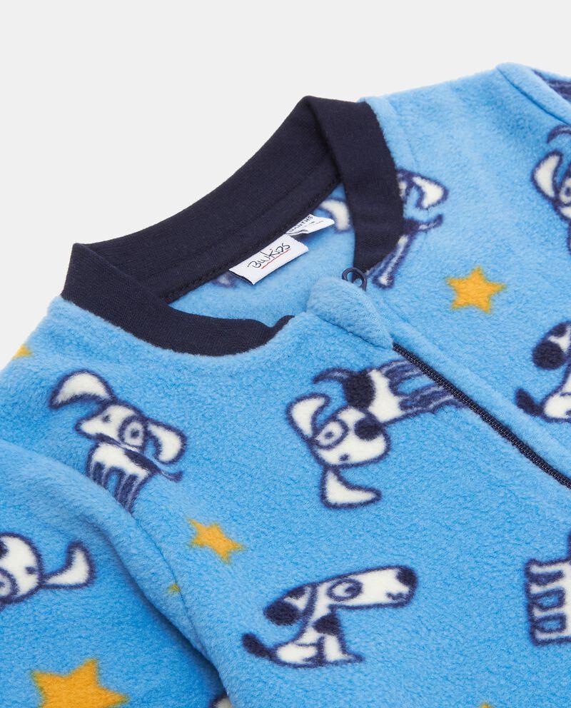 Pigiamino fantasia con piedini neonato