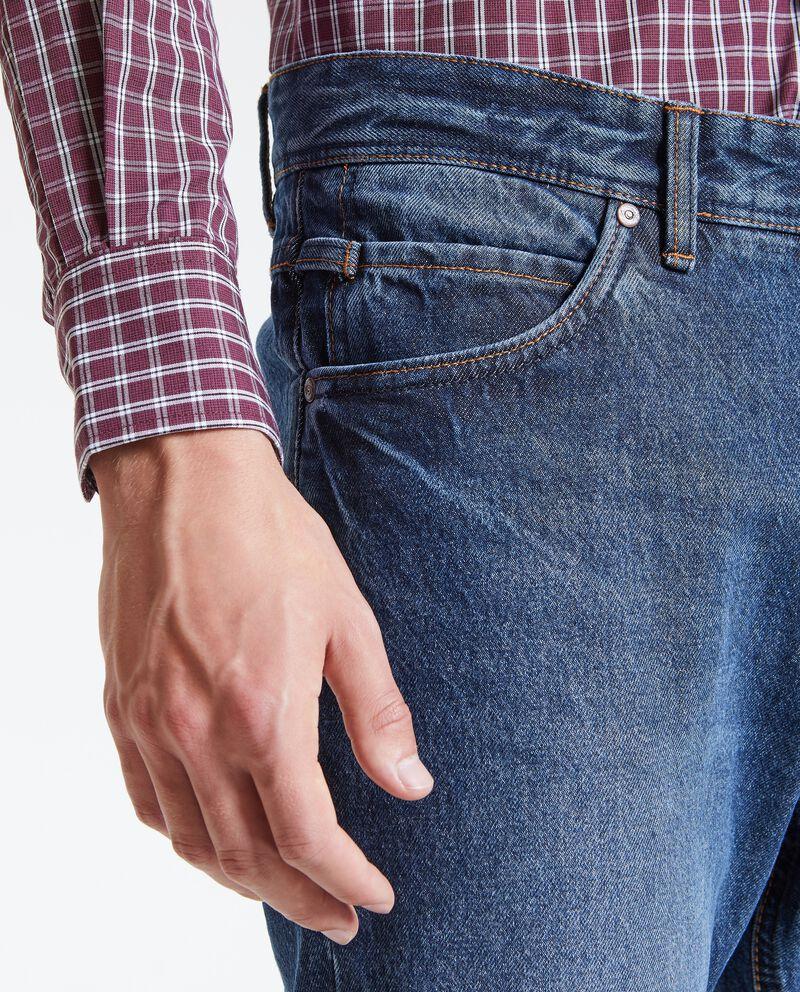 Jeans modello straight uomo