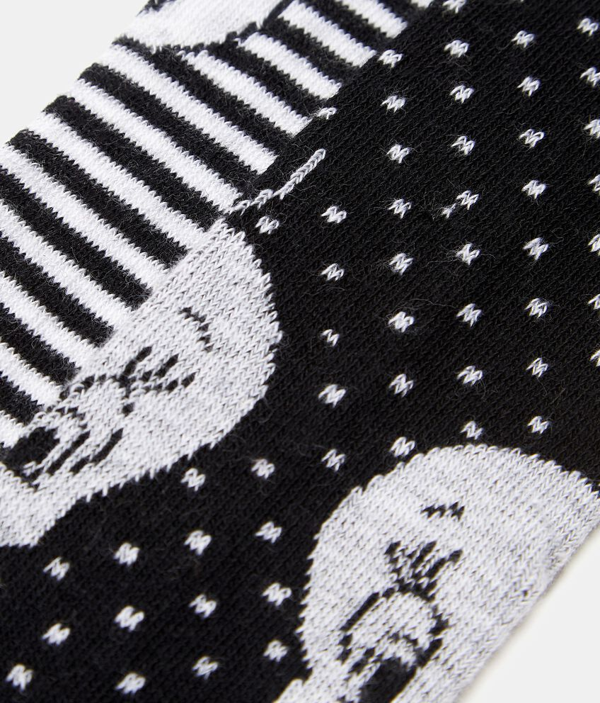 Bipack calze con stampa Titti bambina