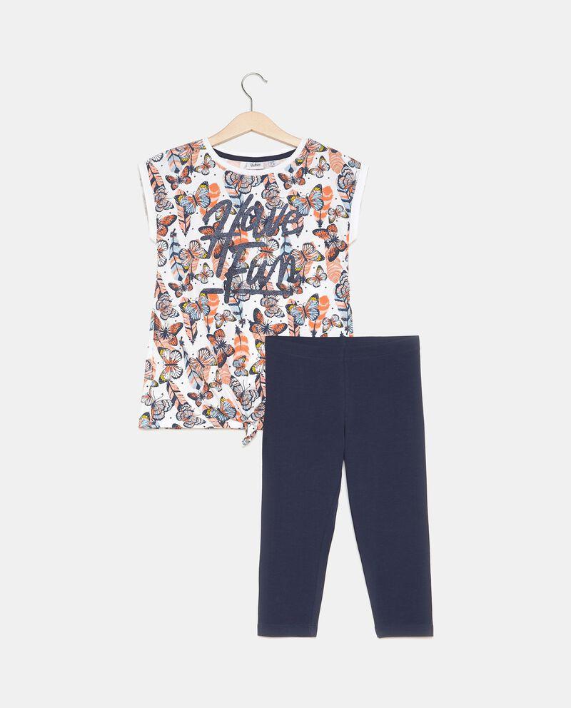 Set t-shirt e leggings