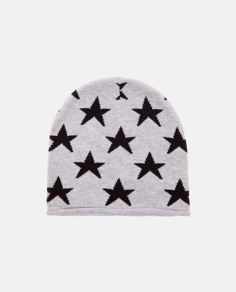 Cappello invernale con stelle bambino