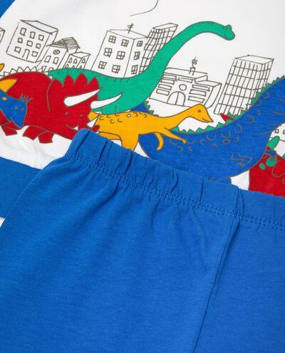 Set pigiama in puro cotone neonato