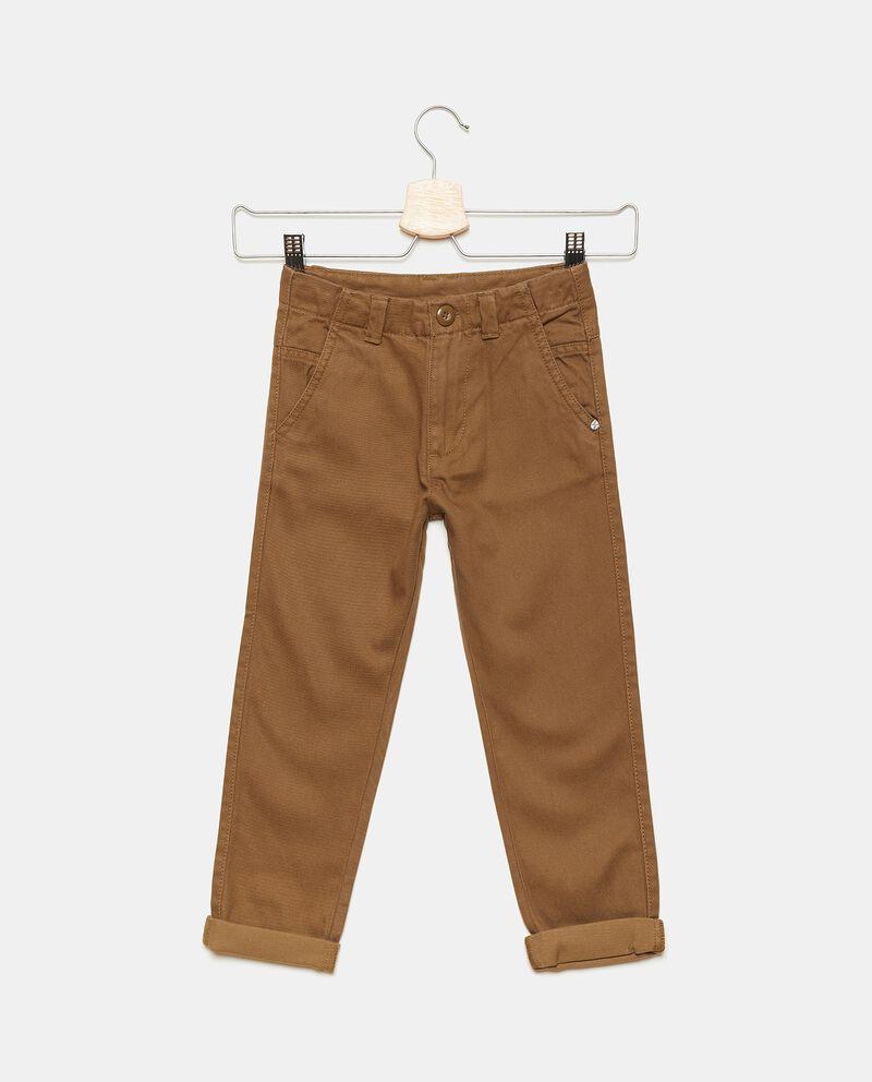 Pantaloni classici in tinta unita bambino cover