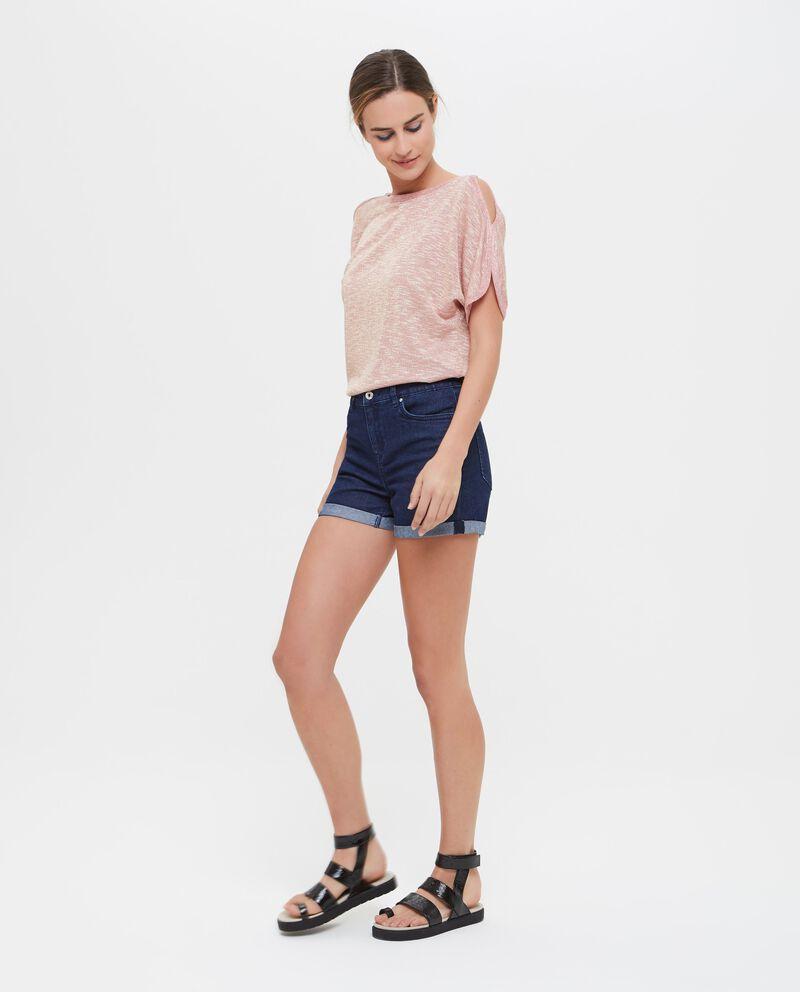 Shorts cinque tasche donna