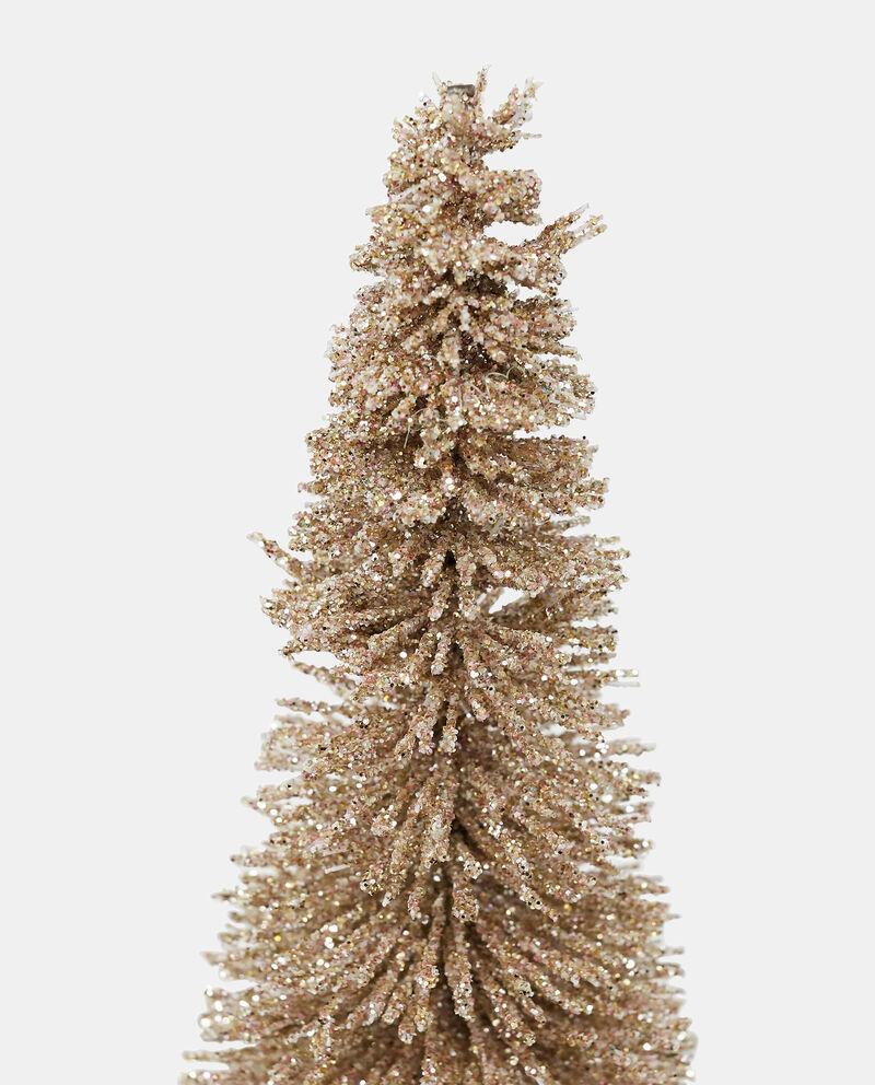 Pino natalizio glitterato