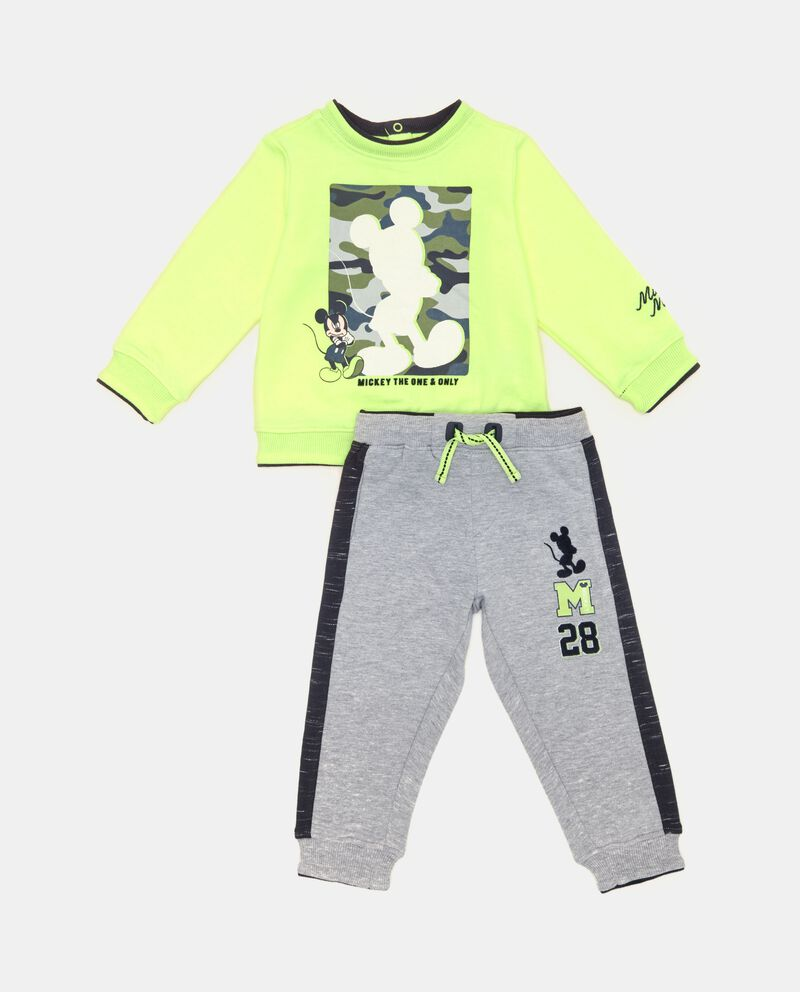 Jogging set neonato Mickey Mouse