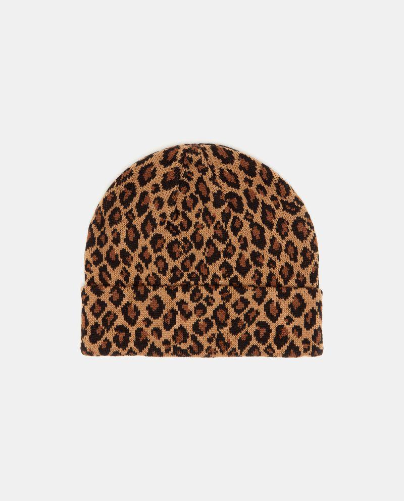Cappello animalier donna