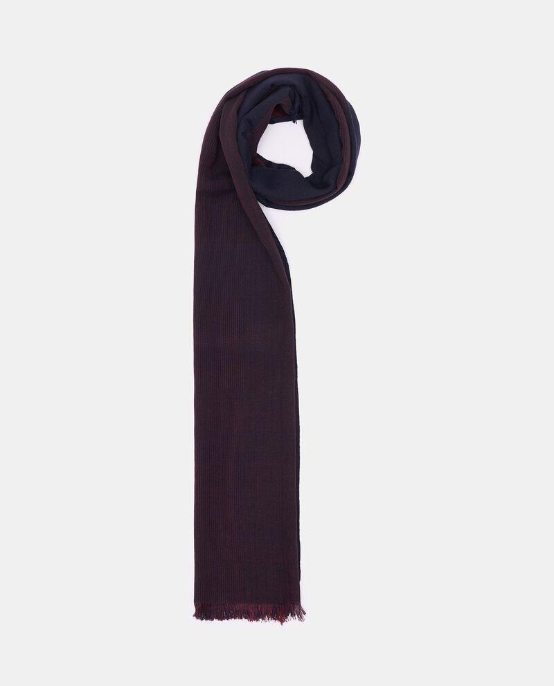 Sciarpa bicolor uomo cover