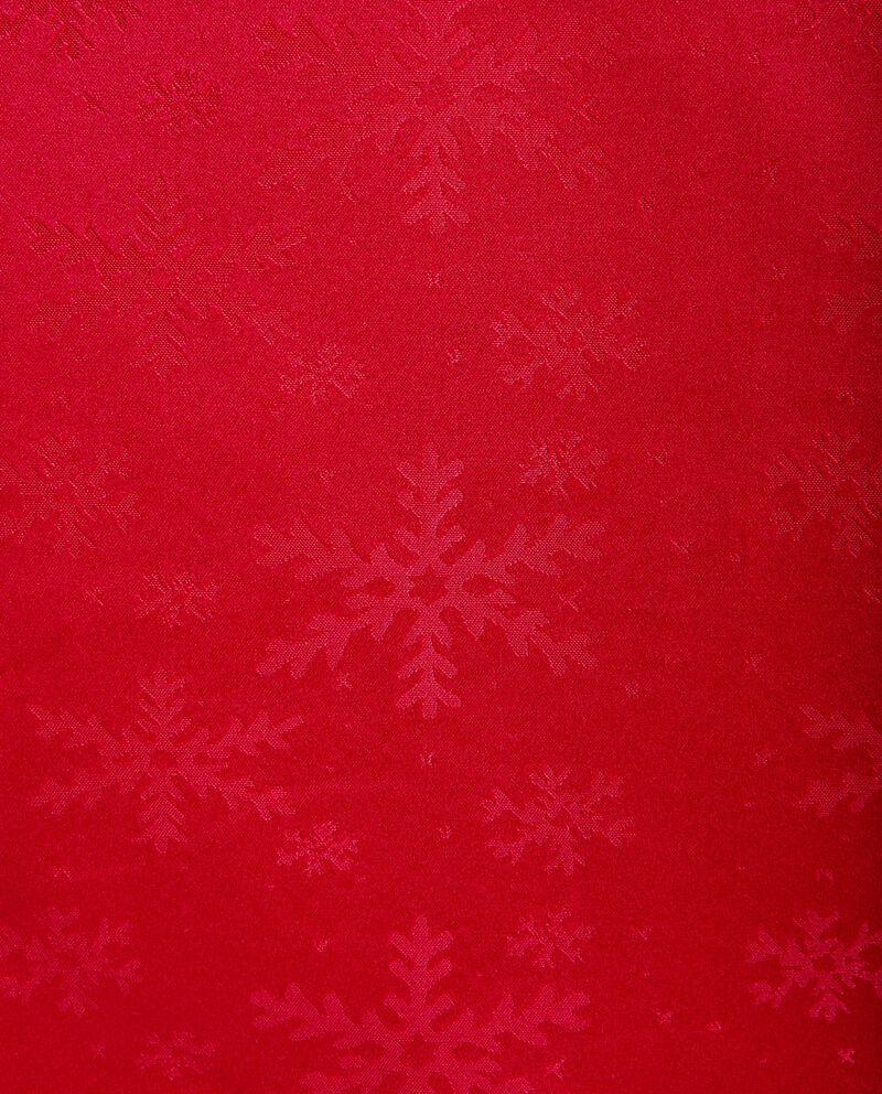 Tovaglia in tinta unita natalizia