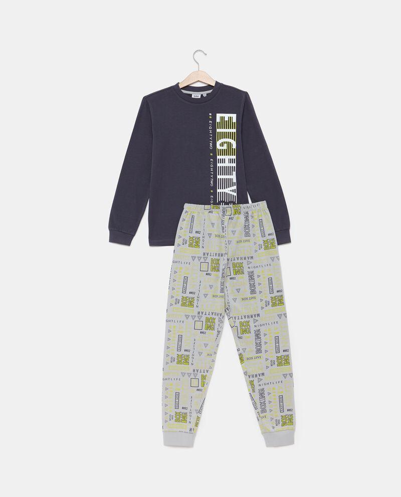 Set pigiama in puro cotone
