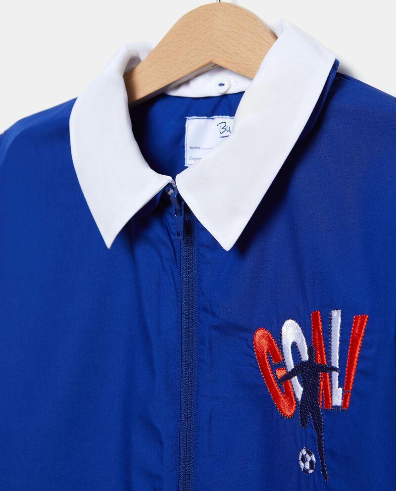 Giacca uniforme con patch Goal