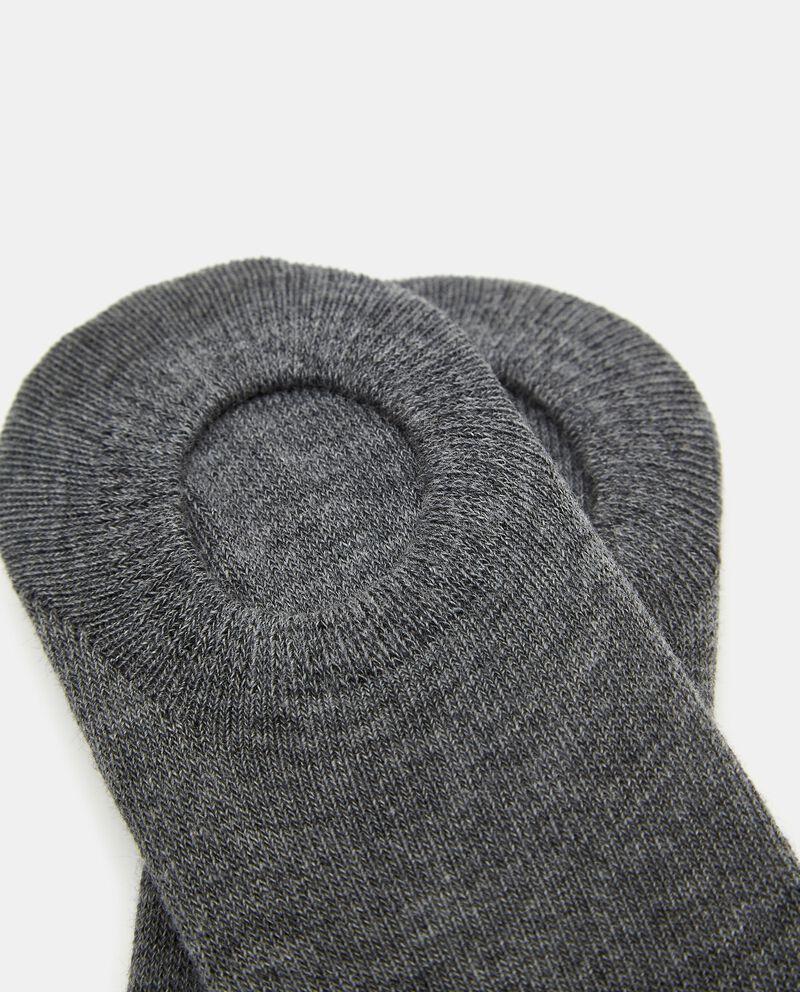 Pack di 5 paia di calzini in cotone stretch bambino