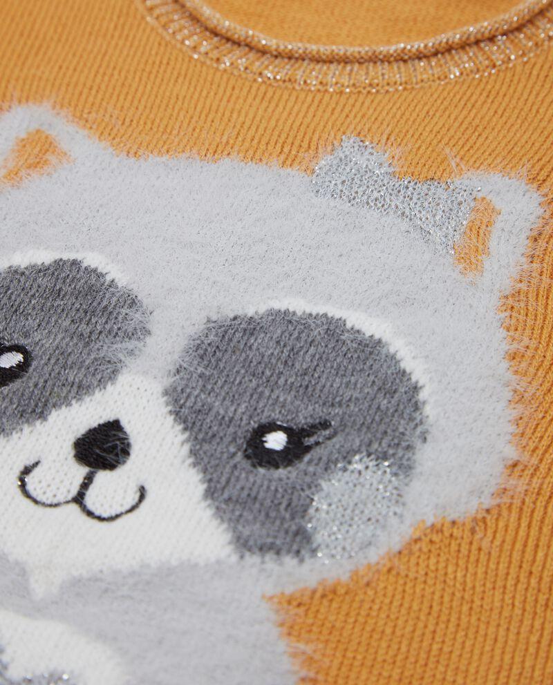 Maglione con disegno neonata