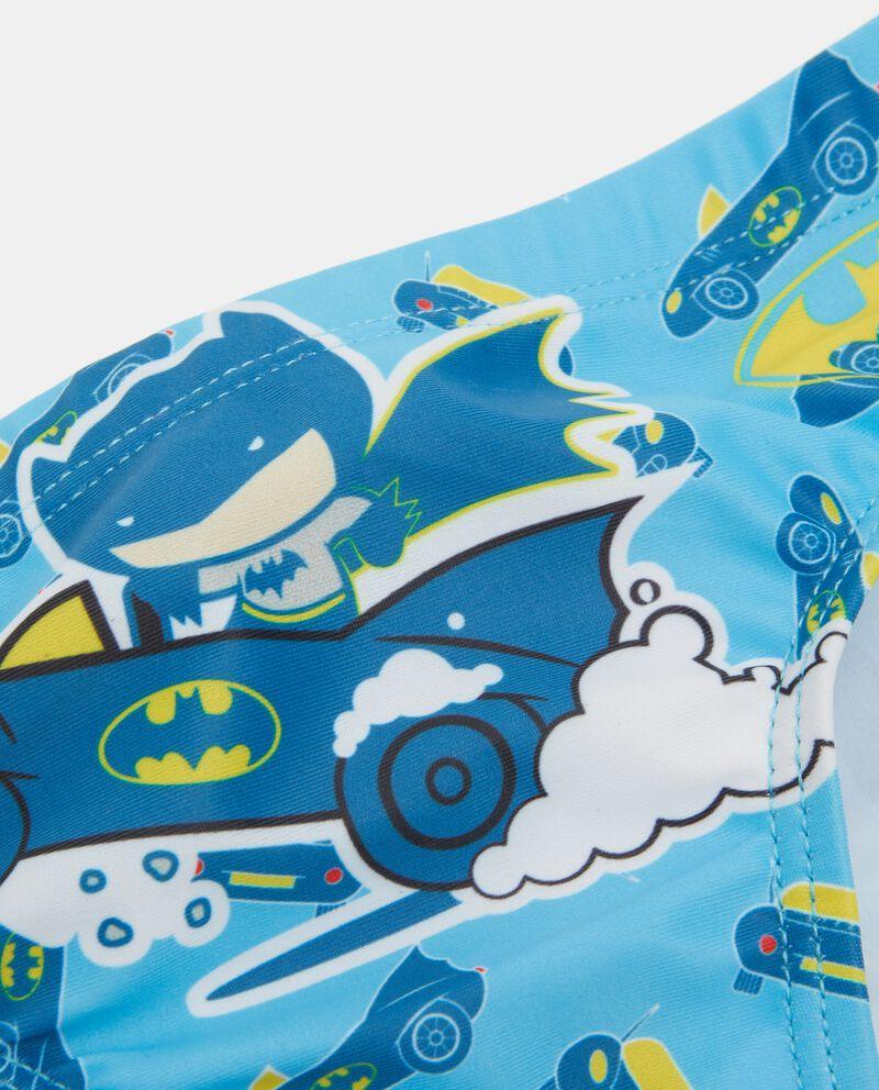 Slip costume con stampa Batman