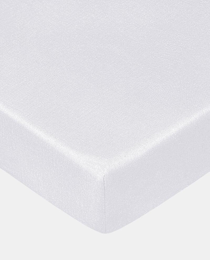 Coprimaterasso in percalle di cotone cover