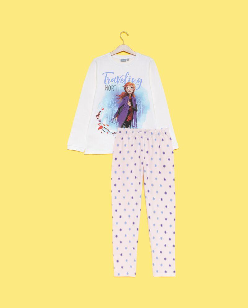 Set pigiama con stampa ragazza